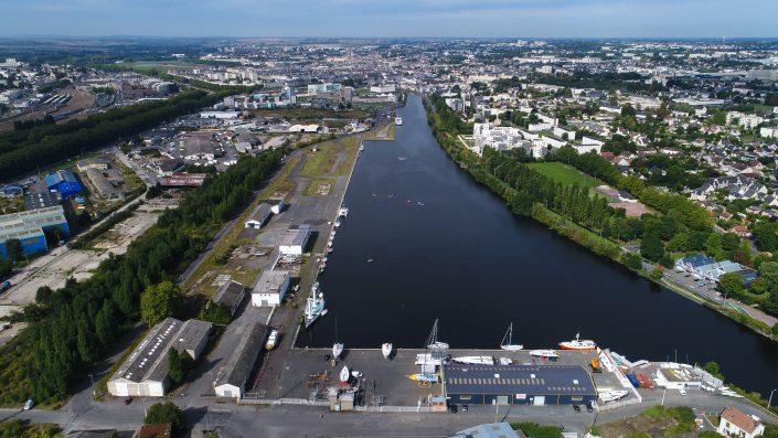 Caen Presqu'île projet urbain projet d'interet majeur